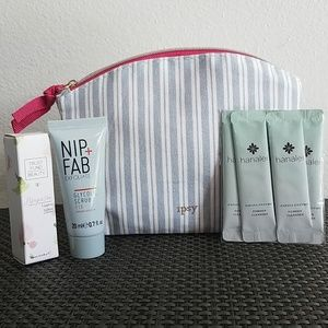 Other - Ipsy Bag And Makeup, New
